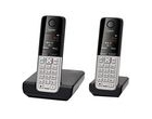 tlphone rpondeur dect gigaset c300 duo - silver/noir