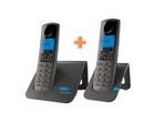 tlphone dect versatis f250 duo - noir