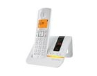 tlphone rpondeur versatis f200 voice - blanc