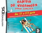 Cahier de Vacances pour Adultes