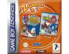Combo Sonic Pinball + Sonic Battle